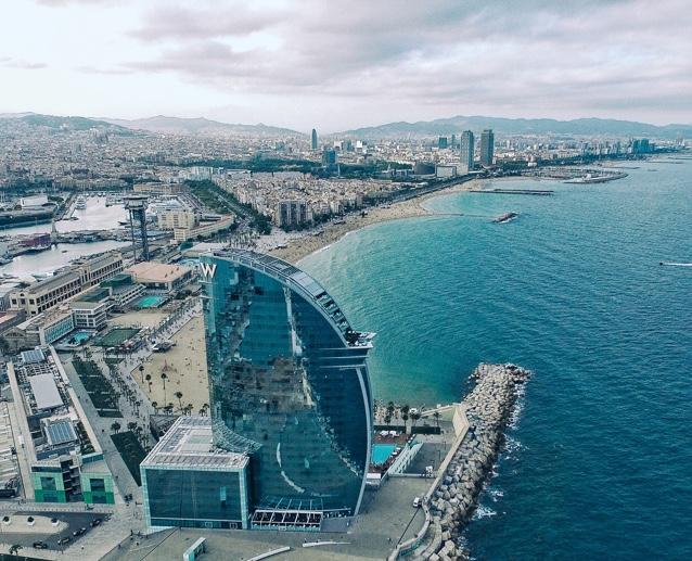 Pez Vela Barcelona