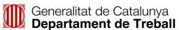 Logo Departamento de Treball