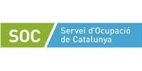 Logo SOC Servei d'Ocupació de Catalunya