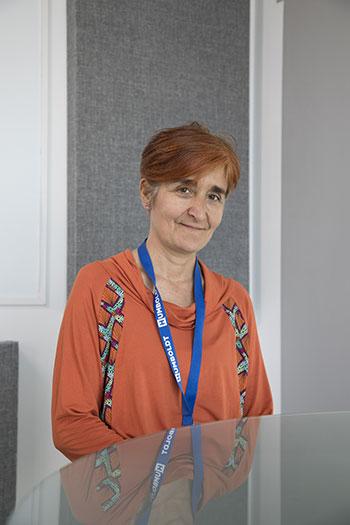 Vicky Vega directora Humboldt